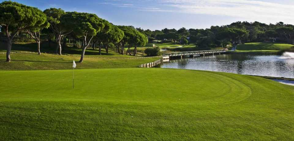 Tarifs et Promotion au Golf Quinta do Lago Sud en Portugal