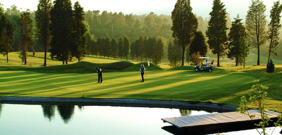 Tarifs et Promotion au Golf Salgados en Portugal