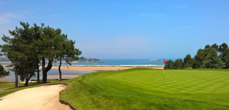 Réservation Tee-Time auRoyal Golf de Pedreña a Cantabria en Espagne
