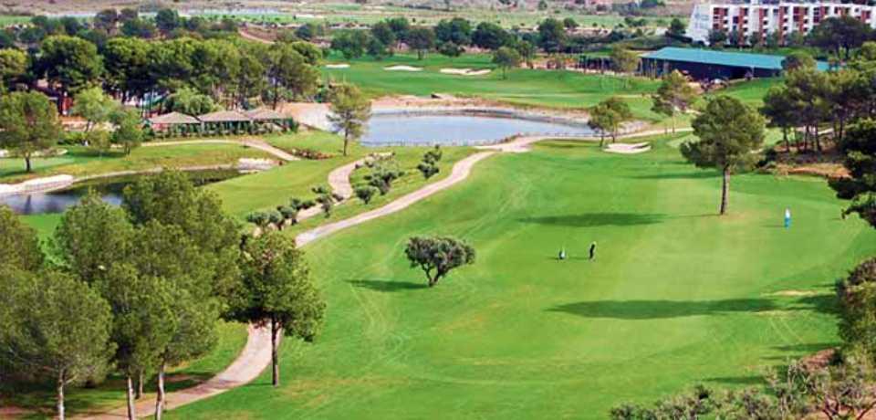 Réservation Tee-Time au Cerrado del Aguila Golf a Málaga en Espagne