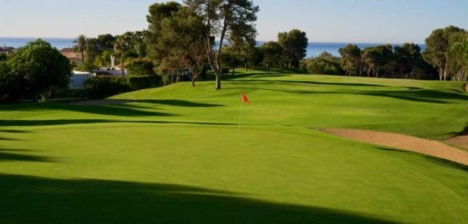 Réservation Tee-Time au Golf Guadalmina a Marbella en Espagne