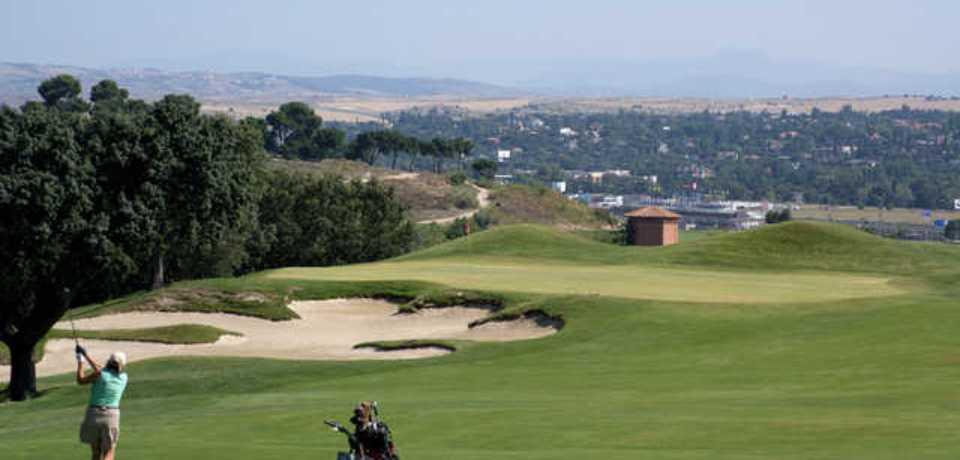 Réservation Tee-Time au Golf Real Sociedad a Vizcaya en Espagne