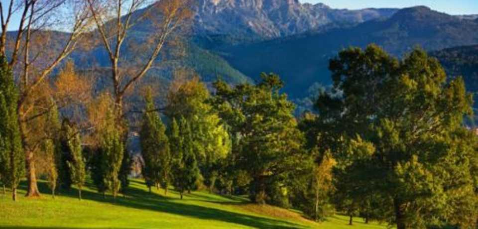 Réservation Tee-Time auRoyal Golf Club de San Sebastián a Cantabria en Espagne