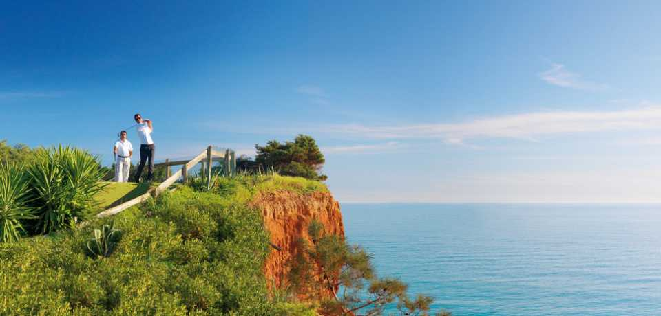 Réservation Pine Cliffs Golf & Country Club Algarve Portugal
