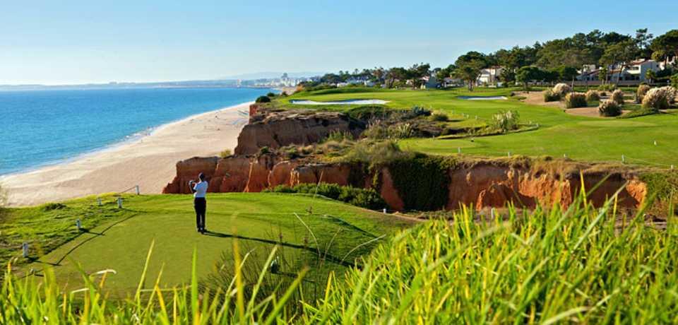 Réservation Green Fee au Golf  Pine Cliffs Portugal