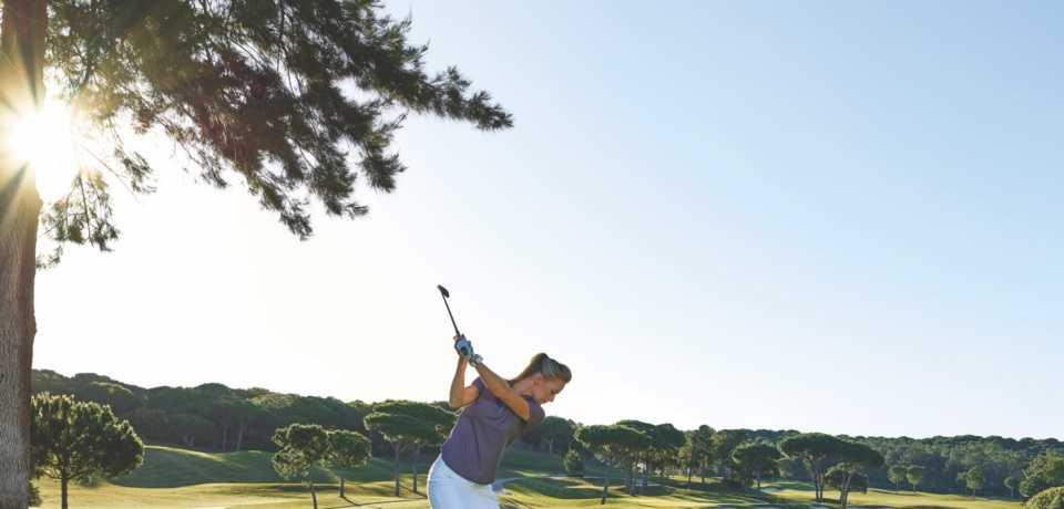 Réservation au Golf en Albufeira Portugal