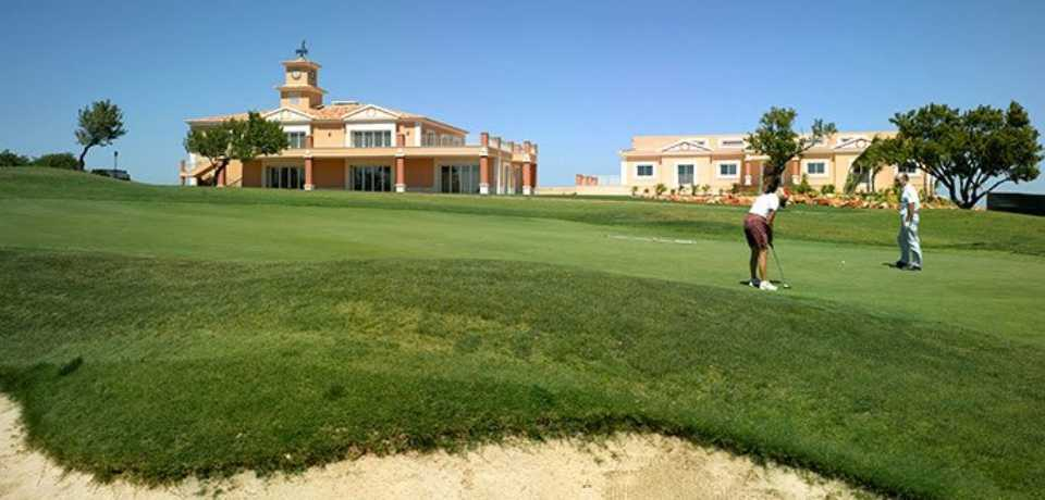 Réservation Stage, Cours et Leçons au Golf Boavista Luz Portugal