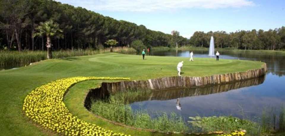 Réservation Stage, Cours et Leçons au Golf Montgomerie Maxx Royal Belek en Turquie