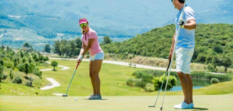 Réservation Forfait Package de Golf en Turquie