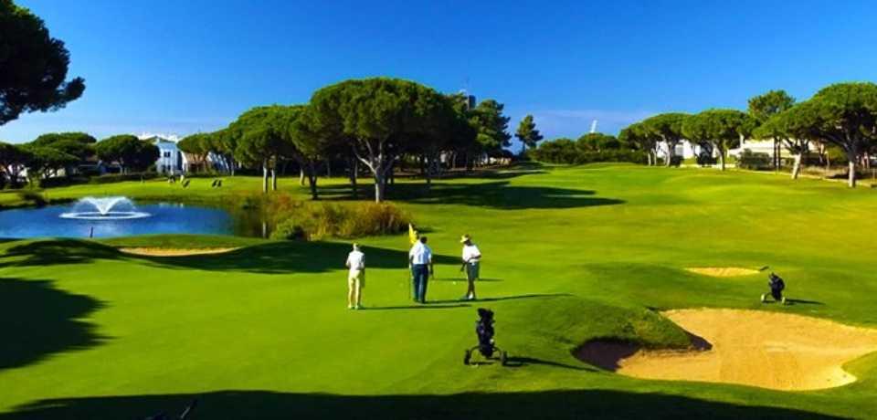Réservation Forfait Package au Golf Villamoura Oceanico Victoria Portugal