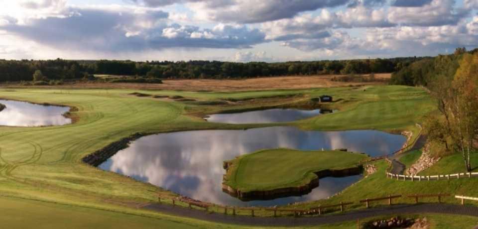 Réservation Forfait Package au Golf Montgomerie Maxx Royal Belek en Turquie