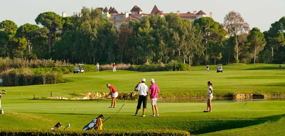 Réservation Forfait Package au Golf Antalya en Turquie