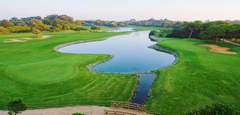 Forfait Package au Golf Quinta Da Marinha en Portugal