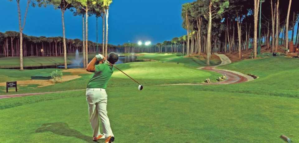 Réservation Forfait package au Golf Carya en Turquie