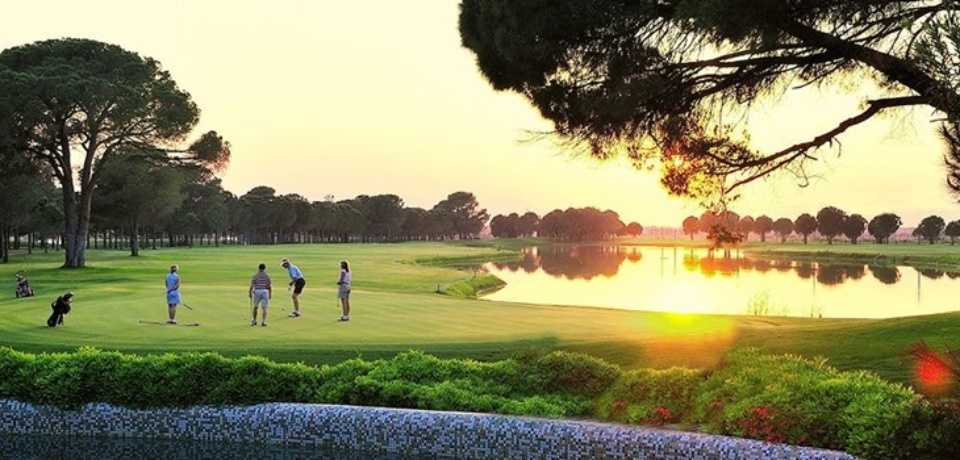 Réservation Green Fee au Golf Gloria en Turquie