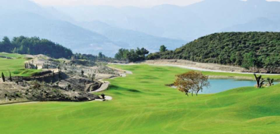 Réservation Green Fee au Golf Kusadasi en Turquie
