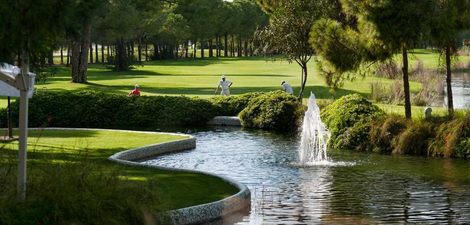 Réservation au Gloria Golf Club en Turquie