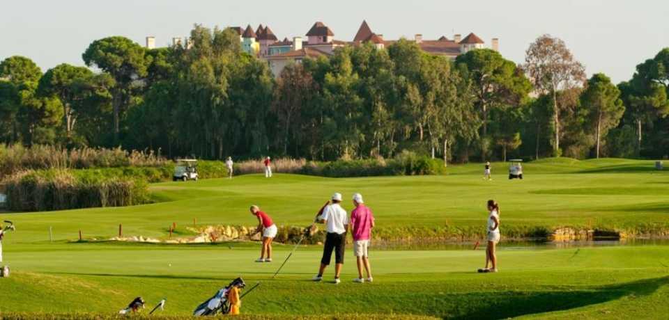 Réservation Stage, Cours et Leçons au Golf Gloria en Turquie