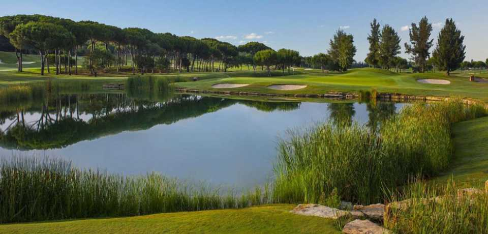 Réservation Forfait package au Golf Laranjal en Portugal