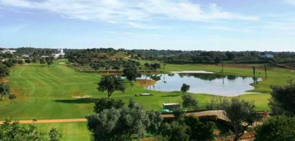 Réservation Forfait Package au Golf Silves Lagoa Portugal
