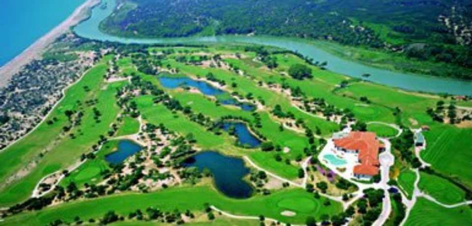 Golf en Antalya