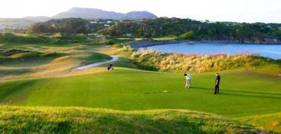 Golf en Bodrum