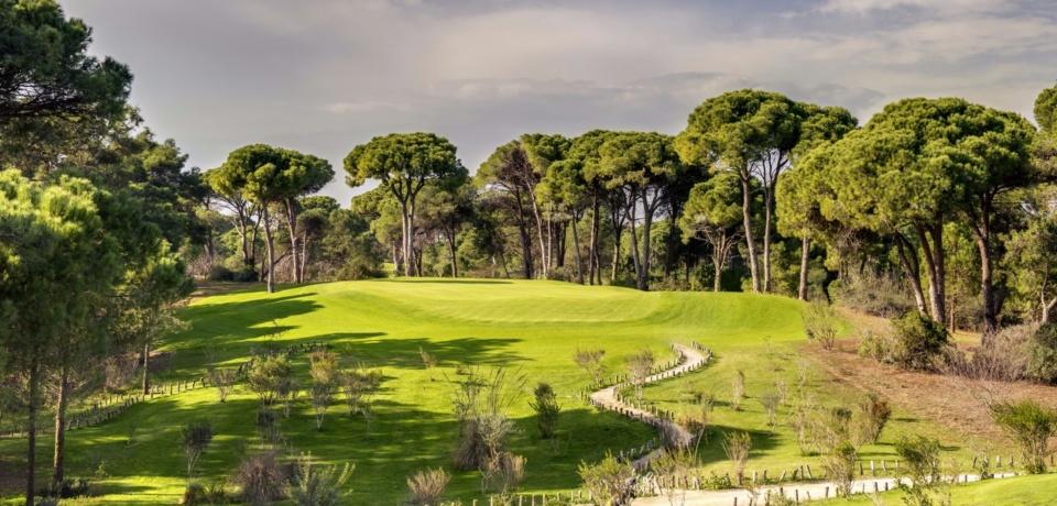 Réservation Green Fee au Cornelia Golf Club en Turquie