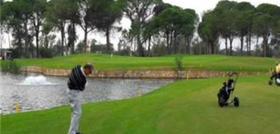 Réservation Green Fee au Golf Kaya Eagles en Turquie