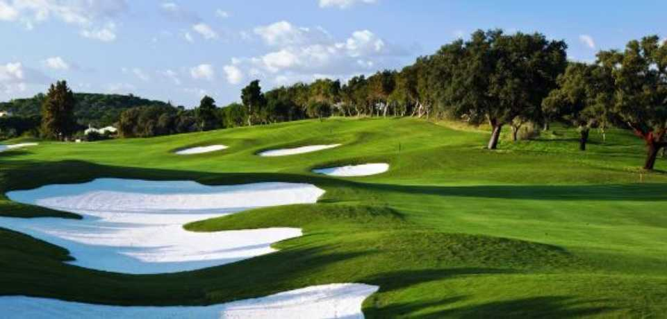 Réservation Green Fee au Golf Laranjal en Portugal