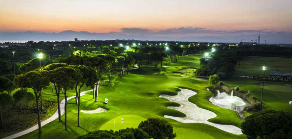 Réservation Green Fee au Golf Montgomerie Maxx Royal Belek en Turquie