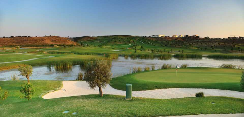 Réservation Green Fee au Golf Quinta do Vale Altura Portugal