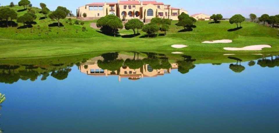 Golf Monte Rei en Algarve Portugal