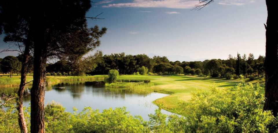 Réservation Stage, Cours et Leçons au National Golf Club en Turquie