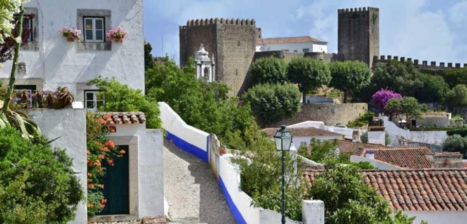 Golf à Obidos au Portugal