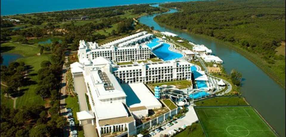 Réservation Forfait Package au Titanic Golf Club en Turquie