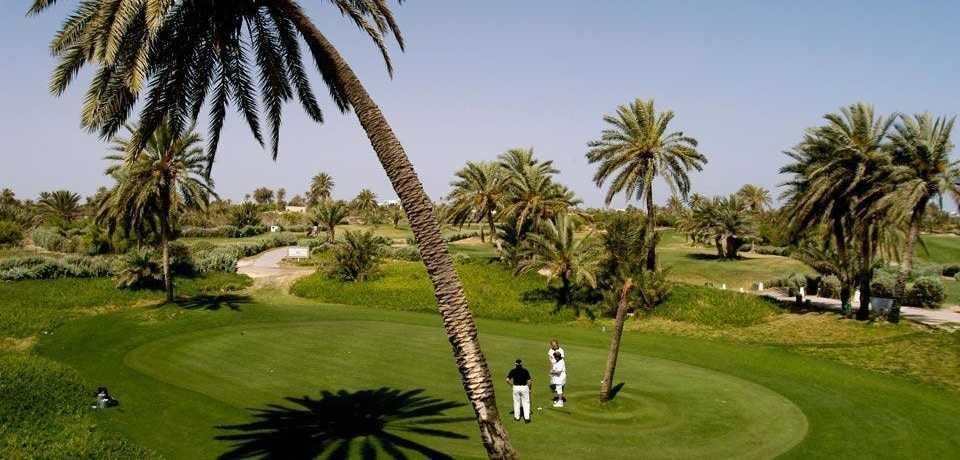 Réservation Parcours de Golf en Tunisie