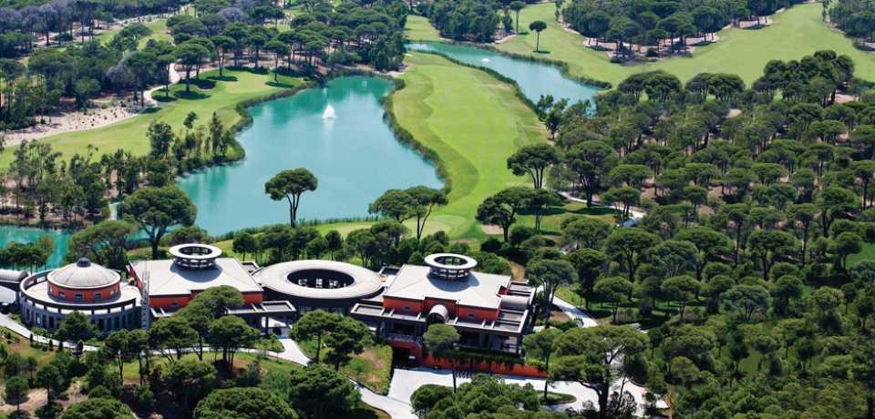 Réservation au Cornelia Golf Club en Turquie