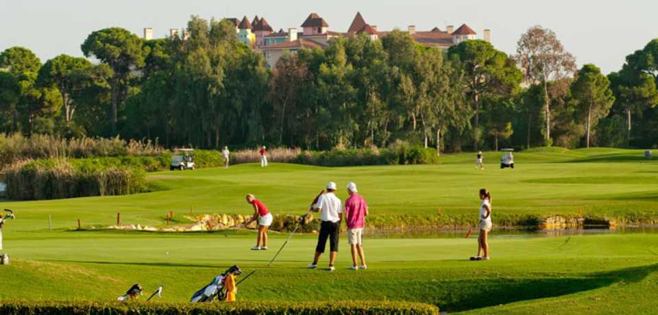 Réservation Golf Antalya en Turquie