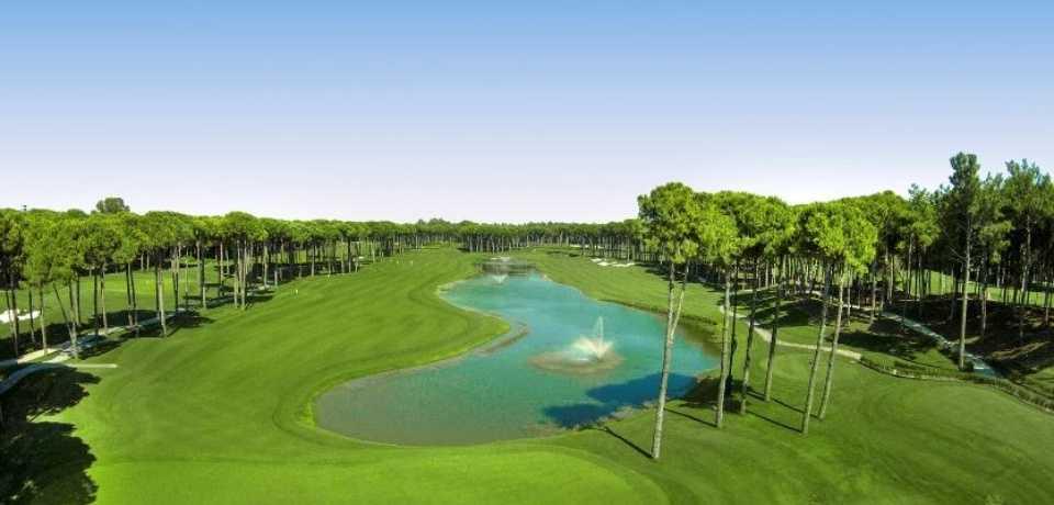 Réservation Golf Carya en Turquie