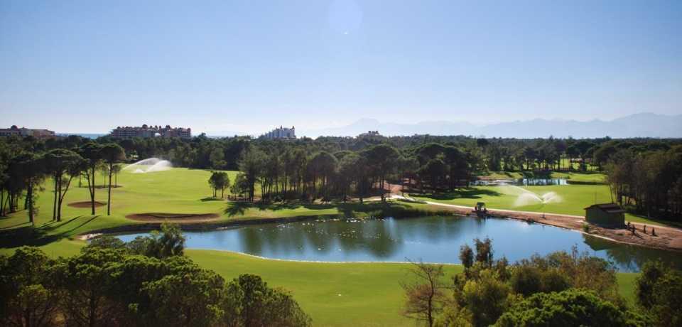 Réservation Golf Kaya Eagles en Turquie