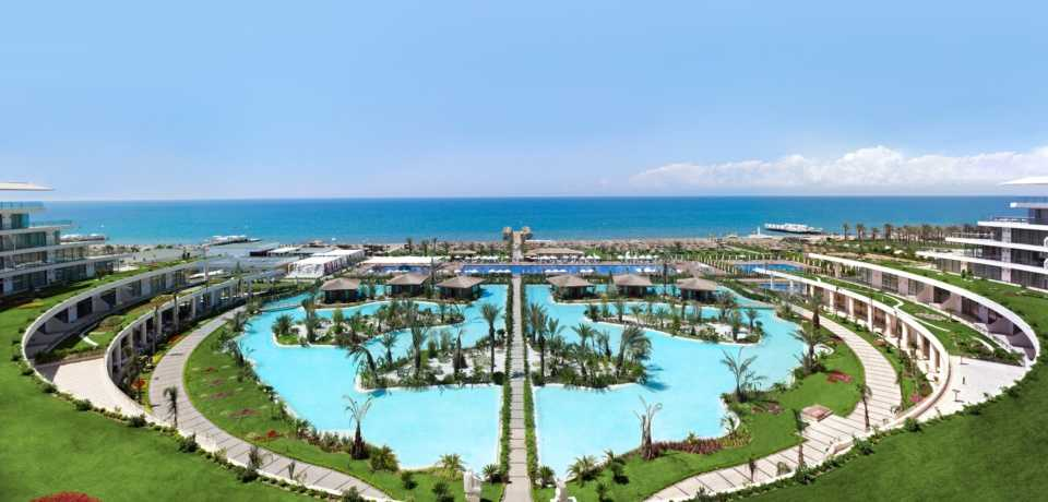 Réservation Golf Montgomerie Maxx Royal Belek en Turquie