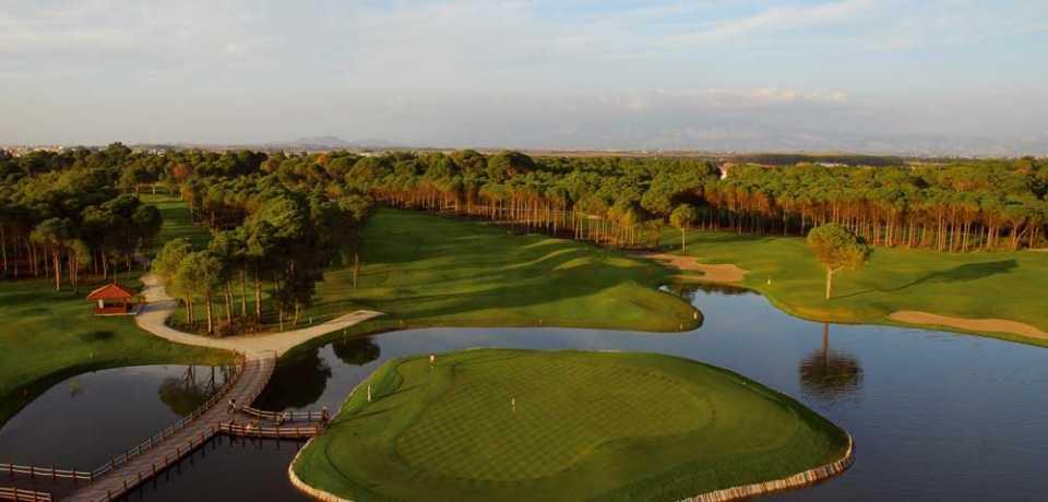 Réservation au Sueno Golf Club en Turquie