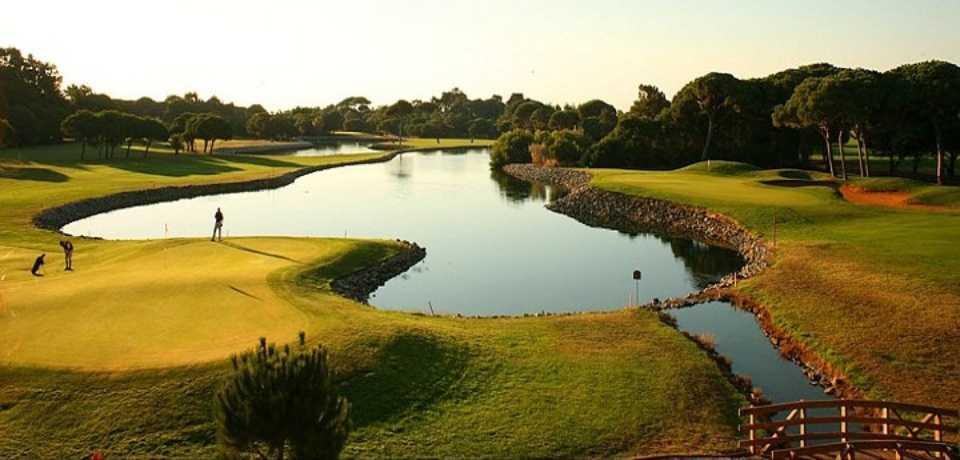 Réservation Stage, Cours et Leçons au Golf Quinta Da Marinha en Portugal