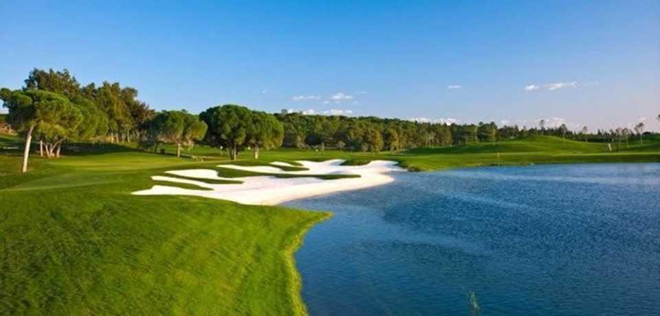 Réservation Tee Time au Golf Estoril Palacio en Portugal