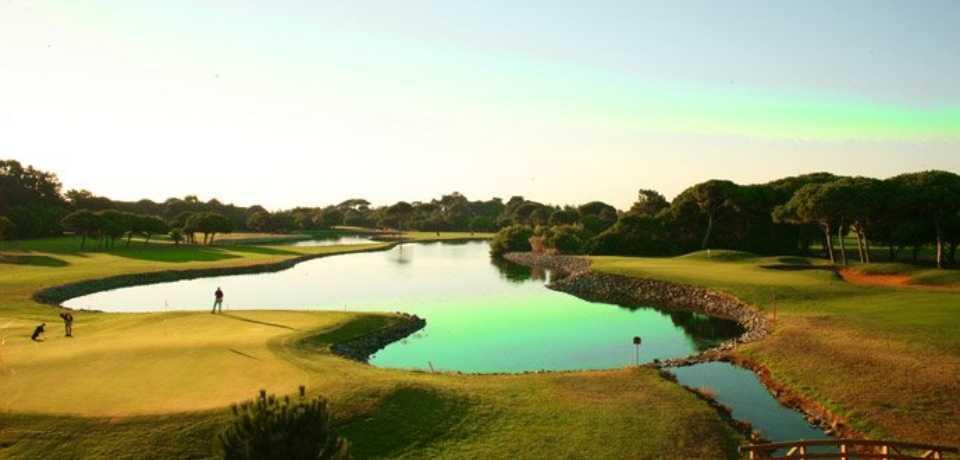 Réservation Tee Time au Golf Quinta Da Marinha en Portugal