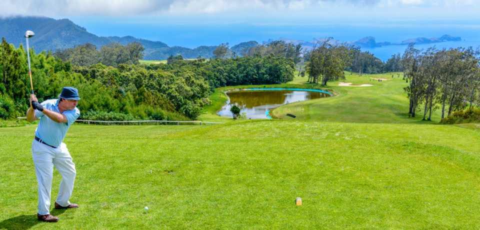 Réservation Tee Time au Santo Da Serra Golf en Madeira Portugal