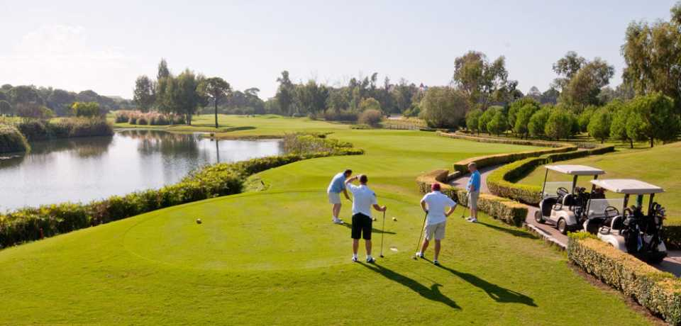 Réservation Stage, Cours et Leçons au Cornelia Golf Club en Turquie