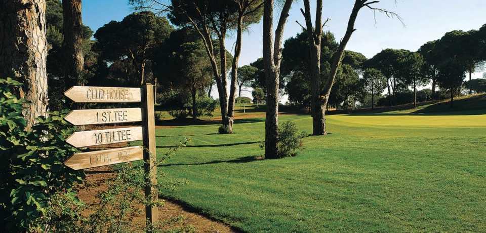 Réservation Tee-Time au Cornelia Golf Club en Turquie