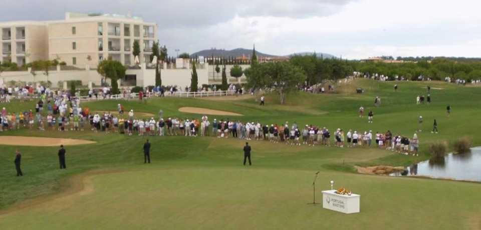 Réservation Tarifs et Promotion au Golf Villamoura Oceanico Victoria Portugal