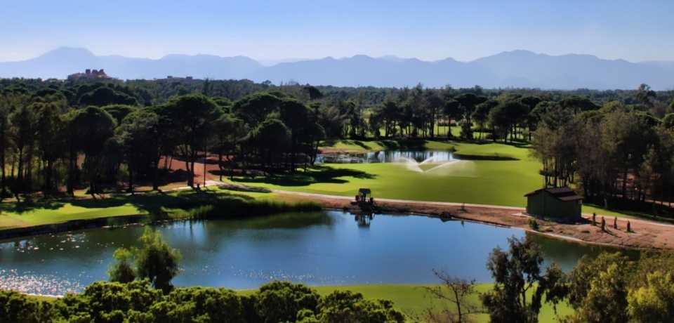 Tarifs et Promotion au Golf Kaya Eagles en Turquie